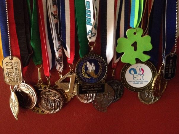 2013 medals